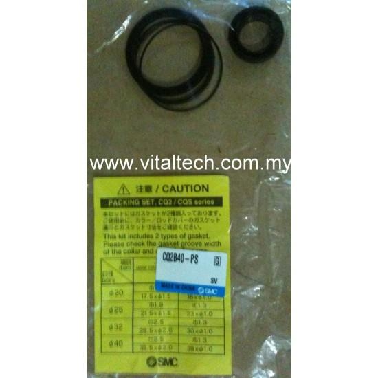 SMC CQ2B40-PS packing set