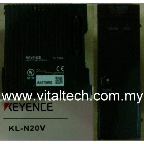 Keyence Communication Module KL-N20V