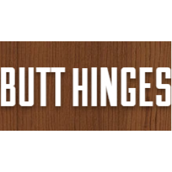 BUTT HINGES