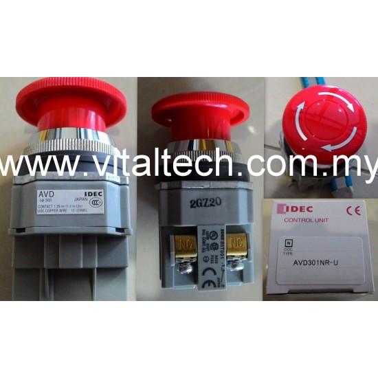 IdecCommand Switch AVD301NR-U