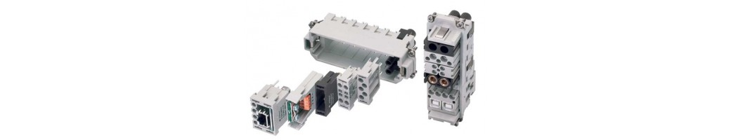 Multipole connector