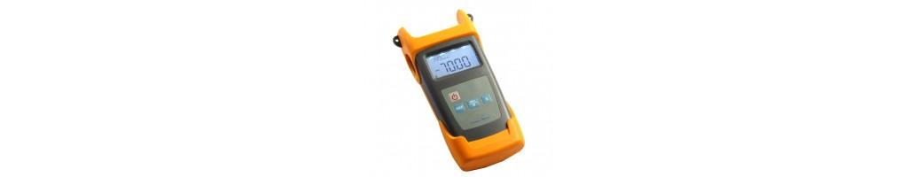 Fiber Optic Power Meter