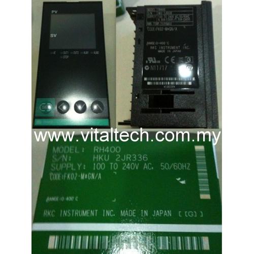 rkc rh400 user manual